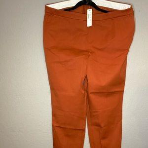 Brand New J. Crew pants